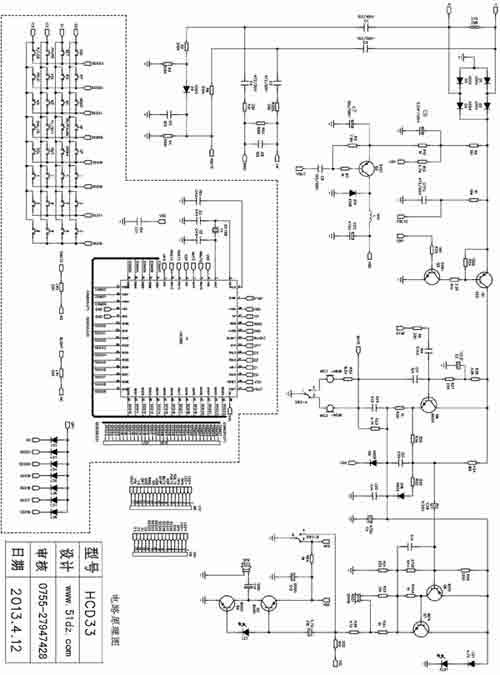 电路 电路图 电子 户型 户型图 平面图 原理图 500_675 竖版 竖屏